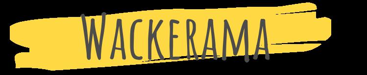 Wackerama Logo
