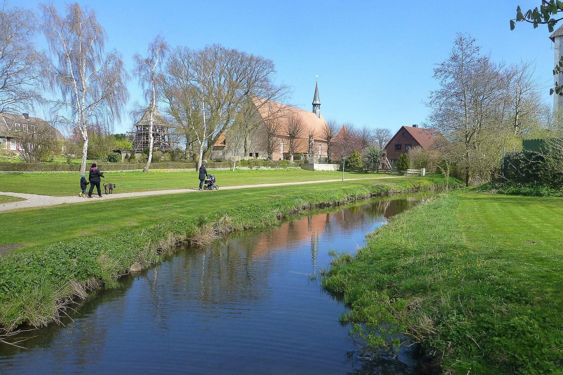 Bürgerpark in Gelting