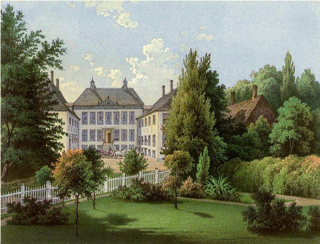 Schlossg Gelting Gemälde